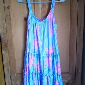 Rum Sizzle HOLY GRAIL Lilly Pulitzer Loro Dress